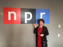 NPR was a perfect last-stop for NYC Media '16 -- especially for the uber fans in the group.