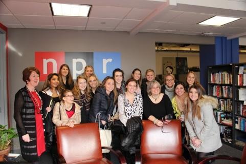 Elizabeth Jensen keeps it real at NPR.